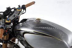 1979 Yamaha SR500 custom motorcycle   Bike EXIF