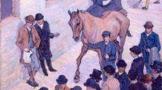 #auction #racehorse #equestrian San Siro: trova il tuo prossimo cavallo tra i Purosangue che vengono dalle corse - Cavallo
