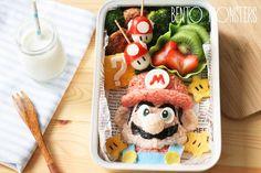 Mario Brothers Bento Box