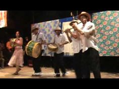 Fifes and percussion from the northeast of Brazil - http://www.youtube.com/playlist?list=PL007CB782BB133A12