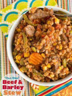 Down Home Beef Barley Soup #foodie #dan330 http://livedan330.com/2015/05/14/home-beef-barley-stew/