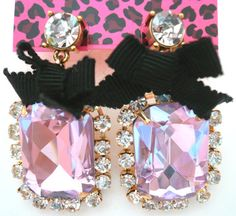 Want! Even though I can't wear these with my gauges. :(
