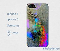 The colours of the rainbowiphone 4 case iphone 4s by AlibabaDesign, $6.88