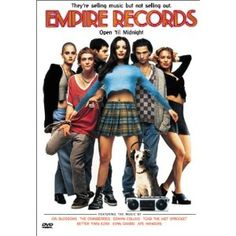 Empire Records on DVD from Warner Bros. Directed by Allan Moyle. Staring Johnny Whitworth, Maxwell Caulfield, Rory Cochrane and Liv Tyler. More Comedy, Coming-Of-Age and Movies DVDs available @ DVD Empire. Liv Tyler, Tyler James, Love Movie, Movie Tv, Teen Movies, Movie List, Throwback Movies, 1990s Movies, Happy Movie