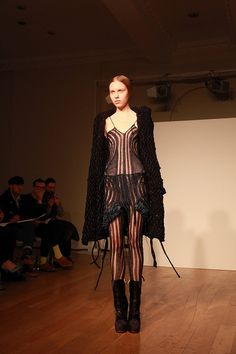 CRAIG LAWRENCE, AW11: texture texture. #craig_lawrence #knitwear
