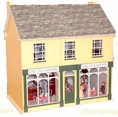 Dollhouse Miniature 1 12 20 Quot Height Huge Deluxe House 4
