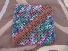 Crochet Hot Pad!