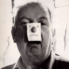 Alexander Calder shows how little it takes to put a smile on your face :-) Also check out his wonderful Calder Circus: http://youtu.be/fblg0dRAJec