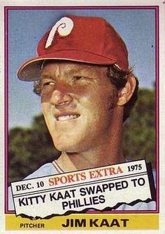 The Baseball Cards of Jim Kaat - Hall of Very Good