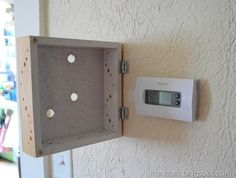 Creative Ways to Disguise Your Thermostat