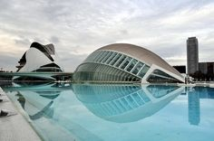 Top 7 Attractions in Valencia Science And Nature, Valencia, Attraction, Opera House, Spain, Places To Visit, Museum, Natural, Top