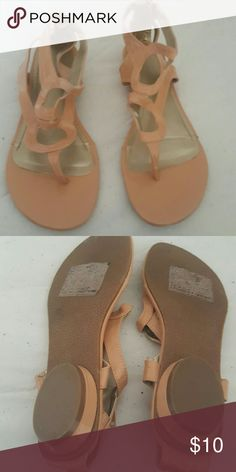 Sandals Beautiful sandals, worn a few times Shoes Sandals