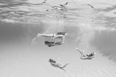 calm-lilly:    wildbliss:    beachley:    they look like mermaids    i absolutely love these sort of pictures    Sooo cool    how does this not have more notes