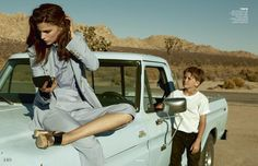 Elle UK - Collections SS14 Road