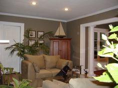 Wall Color...eddie Bauer JAVA EB36 2 · Living Room ...