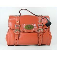 Covetable Mulberry Alexa Bag Leather Orange Mulberry Alexa, Mulberry Bag, Orange Bag, Orange Leather, Bag Sale, Leather Bag, Satchel, Handbags
