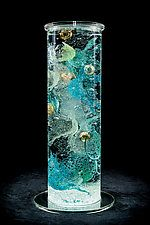 Art Glass Sculpture by Alison Sigethy