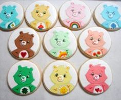 Care Bears Cookies