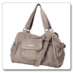 Vanchi nappy bag - 'Fleetwood' in Woodstock