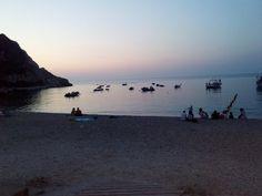 Twilight in Aghios Nikitas #lefkadaslowguide #lefkadazin #lefkada #lefkas #sunset #sea #beach #summer 3beauty
