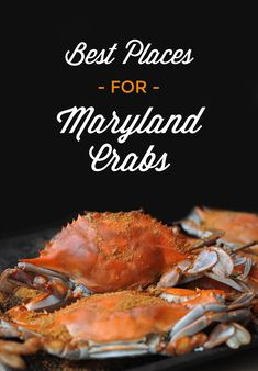 Blue crabs are a Maryland tradition! List of great places to eat Maryland Steamed Crabs around Annapolis, Baltimore, the Eastern Shore and elsewhere in Maryland. Whether you like fancy restaurants or dive spots, we have the crab house for you! Cheap Countries To Travel, Best Places To Travel, Places To Eat, Cool Places To Visit, Baltimore Crab, Steamed Crabs, Crab House, Best Crabs, Foodie Travel