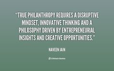 philanthropy quotes - Google Search