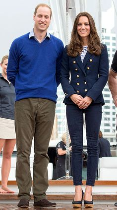I'm sorry, but can I just be her?  Kate Middleton Beats Prince William in Sailing Race on Royal Tour - Us Weekly