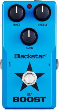 Blackstar LT Boost - Boost Pedal | Sweetwater.com