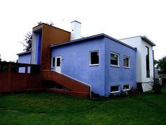 Villa Dammann. Arne Korsmo + Sverre Aasland. Norway. Oslo. 1932.