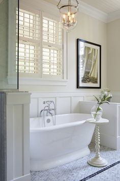 Bathtub and bath decor