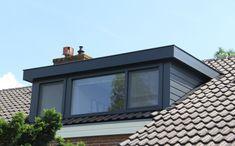 Bilderesultater for dakkapel Attic Bedrooms, Master Bedroom, Attic Window, Loft Spaces, New Room, Garage Doors, Windows, Architecture, Ramen