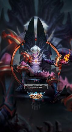 ML ; Dyrroth - Prince of the Abyss #FachriFHR