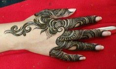 1000+ images about HENNA Designs 2 on Pinterest | Henna, Mehndi and ...