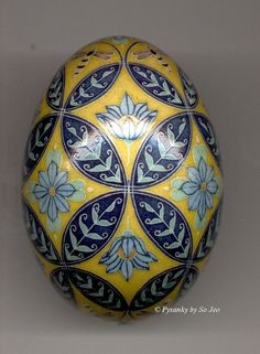 #Pysanky. many hours spent teaching the grandchildren to make traditional eggs.