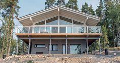 Фотографии реализованных проектов Polar Collection, дома построенные в различных…