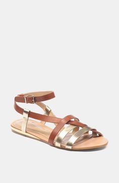 I like these, too, but they don't have my size - BCBGeneration 'Rossie' Sandal available at #Nordstrom