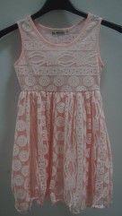 Sukienka dziecięca 313 MIX 4-14