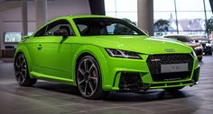 2018 Audi TT RS - These Luxury car are so popular and for a valid reason. Term is that these designs are almost perfect. Satisfied lovers of this