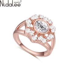Find More Rings Information about Nidalee 2016 Luxury Fashion Round Rings Full Drill Zircon Crystal From Swarovski Rings Women Rings Jewelry For Party wedding 495,High Quality ring jewelry organizer,China jewelry ring holder Suppliers, Cheap jewelry carousel from Nidalee Jewelry store on Aliexpress.com