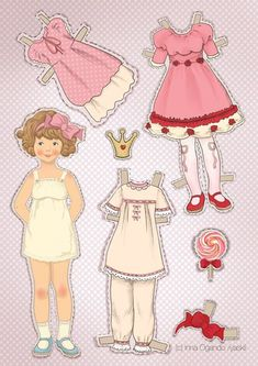 Paper Doll: