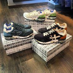 Nuevos modelos de PREMIATA  #premiata #premiatawhite #sneakers #premium #highquality #frankstore #ourense #galicia #vigo #coruña #santiago #casual #top #cool #menswear #menstyle #mensfashion #fashion #style #store #shopping