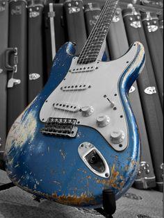 Fender Strato Relic Custom Shop 59/63