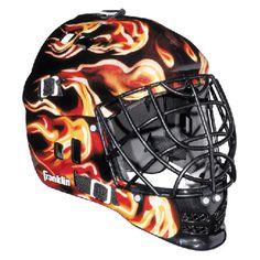 Franklin Sports Inferno Junior Hockey Goalie Mask - 12082CA