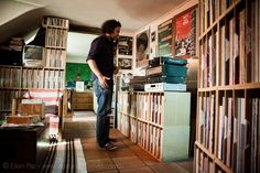 Meet the Vinyl Collectors | Messy Nessy Chic