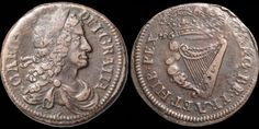 Armstrong and Legge's Regal Coinage. Good Very Fine; flat from 9 to 12 and correspondingly on reverse Coins, Lettering, Flat, Brown, Bass, Rooms, Drawing Letters, Brown Colors, Dancing Girls
