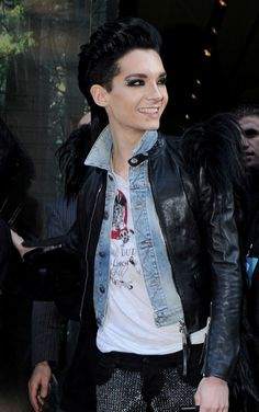 Bill Kaulitz Photograph