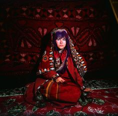 Khorasan Razavi Women Traditional Costume