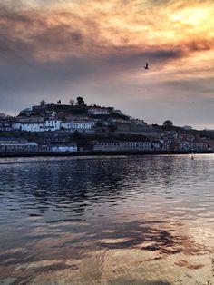 Rio Douro, Porto foto de Helena Sampaio