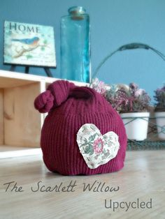 <3 Upcycle - The Scarlett Willow