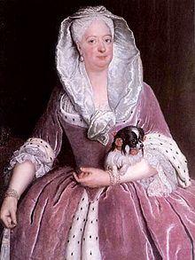 Queen Sophie Dorothea of Prussia. http://en.wikipedia.org/wiki/Sophia_Dorothea_of_Hanover
